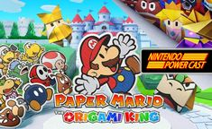 Nintendo has announced Paper Mario: The Origami King will launch on the Switch on 17 July. The game is the. The post Paper Mario: The Origami King set to boost Switch game line up appeared first on Sub Sell Karo. Nintendo 64, Nintendo Console, Mario Bros, Mario Y Luigi, Switch Nintendo, Super Mario Rpg, Wii U, Tony Hawk, Dibujo