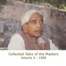 Collected Talks of the Masters - Rev.Chariji