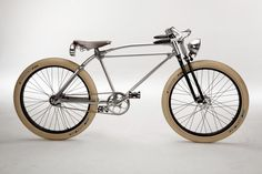 1935 Ward Hawthorne Duralium Bicycle :: Custom Modified