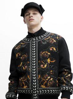 GQ style UK. Givenchy