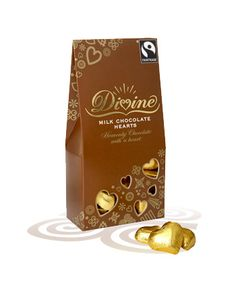 98fae993bbba Today is  NationalMilkChocolateDay! Celebrate with some yummy  FairTrade  milk chocolate from  divinechocusa
