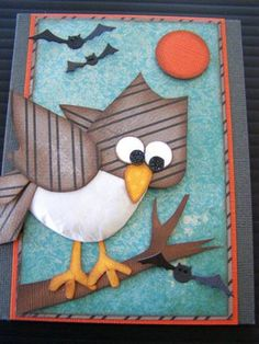 Japanese Paper Quilted Card