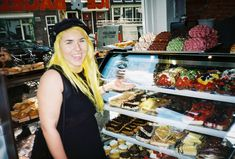 Amsterdam 2018, by Haley Canter | @haley.canter  #amsterdam #travel #holland #color #food #shopping #fun #girls #35mm #photography #film #point and shoot #europe #netherlands #explore #adventure #eating #chocolate #cafe #restaurant #groceries #blond #retro #vintage #beer #drinks #bar #club #dancing #flash #night life Amsterdam Travel, Brussels Belgium, Cafe Restaurant, Day Trip, Night Life, Netherlands, Blond, Holland, Retro Vintage
