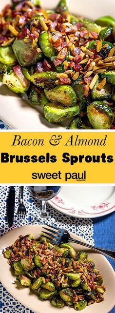 jamie oliver brysselkål bacon recept
