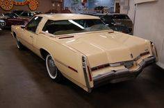 1978 Oldsmobile Toronado XS R E Olds Museum, panoramic rear window | Flickr - Photo Sharing!