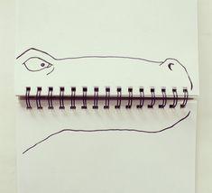 Everyday Objects Turned Into Imaginative Illustrations by Javier Pérez | Bored Panda