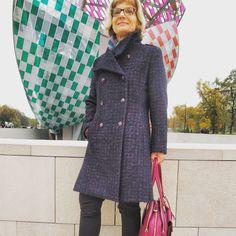 Manteau/Coat Quart Coat, pattern Pauline Alice