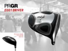 Lower Loft Equals a Higher Launch? PRGR Egg1 Driver