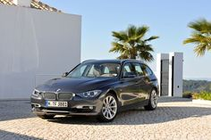 new BMW Serie 3 Touring