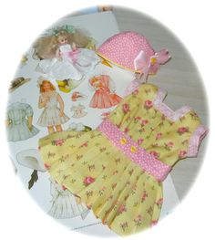Daisy & Bleuette_Play Day Outfits by Dress-a-Doll