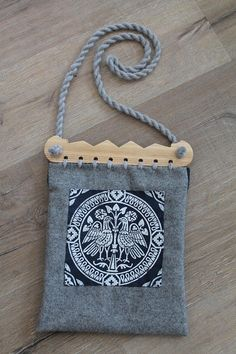 Viking  Bag from Birka