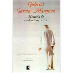 Gabriel Garcia Marques surpreende com um romance  inusitado entre um idoso e uma adolescente. Para ler numa sentada.