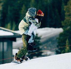 #Snowboard #love ❄️❤️