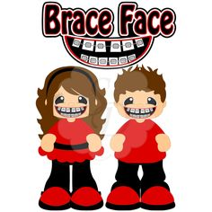 Braces Faces #2015 #all-grown-up #braces #dentist #family #teenagers