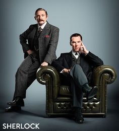 5 years of Sherlock!