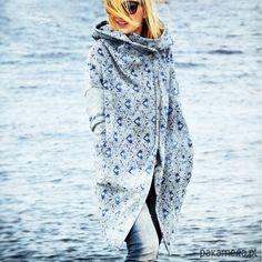 kurtki i płaszcze-NUBEE - COVERT - Płaszcz