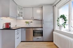 IKEA Bodbyn kitchen
