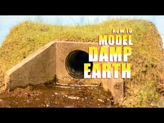 How to Model Damp Earth - YouTube