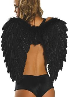 If you choose the one with halo, you will get a white halo with the item. A Halloween Party Angel Feathered Wings. Ideal for halloween fancy dress. Dark Angel Wings, Feather Angel Wings, Dark Angels, Swan Wings, White Angel, Fairy Wings, Fancy Costumes, Sexy Halloween Costumes, Cosplay Costumes