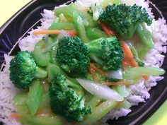 Jump Asian Express Lemon Stir Fry Vegetables - Low Sodium, Vegan, Gluten-Free
