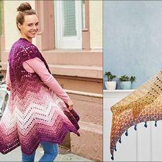 Newsletter06kw Veronika Hug, Knitting And Crocheting, Nice Thoughts, Tunisian Crochet