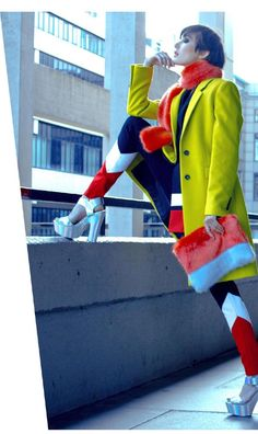 #ClippedOnIssuu from Voir Fashion Issue 9 Rita Ora