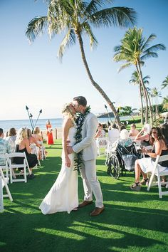 Find This Pin And More On Real Weddings The Westin Maui Resort Spa