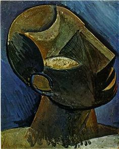 Head of a man - Pablo Picasso