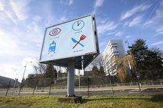 L'Air(e) du Temps en action 2/5 Air, Action, Signs, Rural Area, Group Action, Shop Signs, Sign