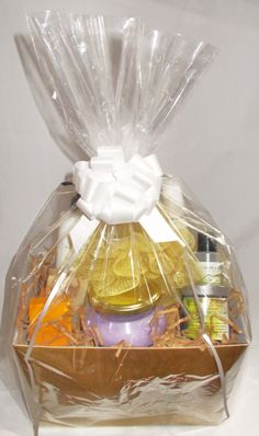 Bath Gift Basket