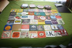 Collection of 100 Mixed Beermats (2D80) 09/14