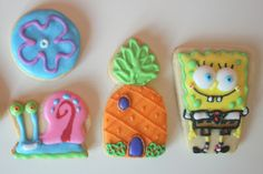 Postreadicción galletas decoradas, cupcakes y cakepops