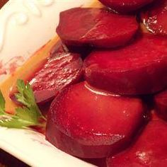 Thanksgiving Beets