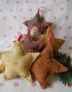 Kid friendly ornaments diy-felt-christmas-tree-ornaments-8
