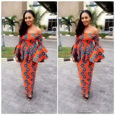 Top Ten Stunning And Creative Ankara Styles You Need To Try out - DabonkeFacebookTwitterPrintEmailAddthisFacebookTwitterPrintEmailAddthis