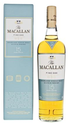 Macallan Fine Oak 15YO single malt whisky online kopen in Nederland
