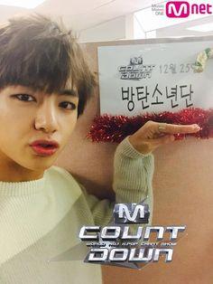 MCountdown BTS #V ♡