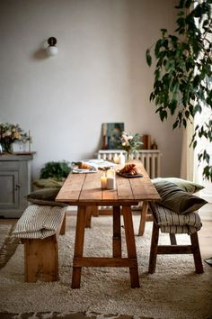 Cheap Home Decor, Diy Home Decor, Nature Home Decor, Living Room Modern, Living Spaces, Daybed Mattress, Hygge Home, Vintage Room, Slow Living