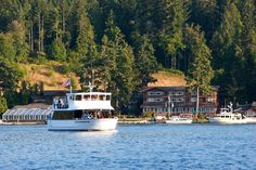 Have you been out on our Lady Alderbrook yet this summer? If not, today is your day! But hurry: the boat leaves our dock at 2PM! http://www.alderbrookresort.com/area-activities/whats-happening/ #alderbrook #hoodcanal #unionwa