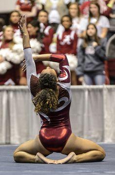 Alabama Gymnastics vs Oklahoma