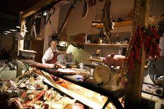Sapori Solari — Questa mia Milano - degustazione di salumi (eccellenti) e formaggi