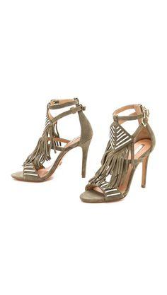 Schutz Fixa Fringe Sandals http://rstyle.me/n/ecybjr9te