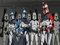 Arc Troopers Star Wars Clone Wars