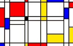 Mondrian pong   B3ta's video game art; one  uncredited user ingeniously turned a Piet Mondrian painting and Pong into a Pongdrian GIF. The image circulated around the Internet until artist and programmer Kristiana Hansen made it playable, calling it MondriPong.Via BoingBoing  Video Games,, Gaming