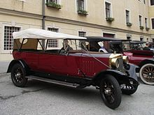 Steyr VII 1926