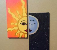 Acrylic Canvas Painting Ideas Tumblr Arte Inspire
