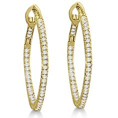 Uniquepedia.com - 0.67ct Unique Hidalgo Micro Pave Round Diamond Hoop Earrings For Ladies 18k Yellow Gold G-H/SI, $1,990.00 (http://www.uniquepedia.com/0-67ct-unique-hidalgo-micro-pave-round-diamond-hoop-earrings-for-ladies-18k-yellow-gold-g-h-si/)