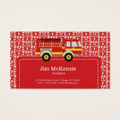 Firefighter thank you greeting card firefighter and fire fighters colourmoves