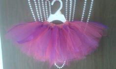 Ribbon, purple, pink & GLITTER!!
