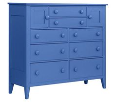 Addy Hideaway Dresser | Maine Cottage #colorfulfurniture